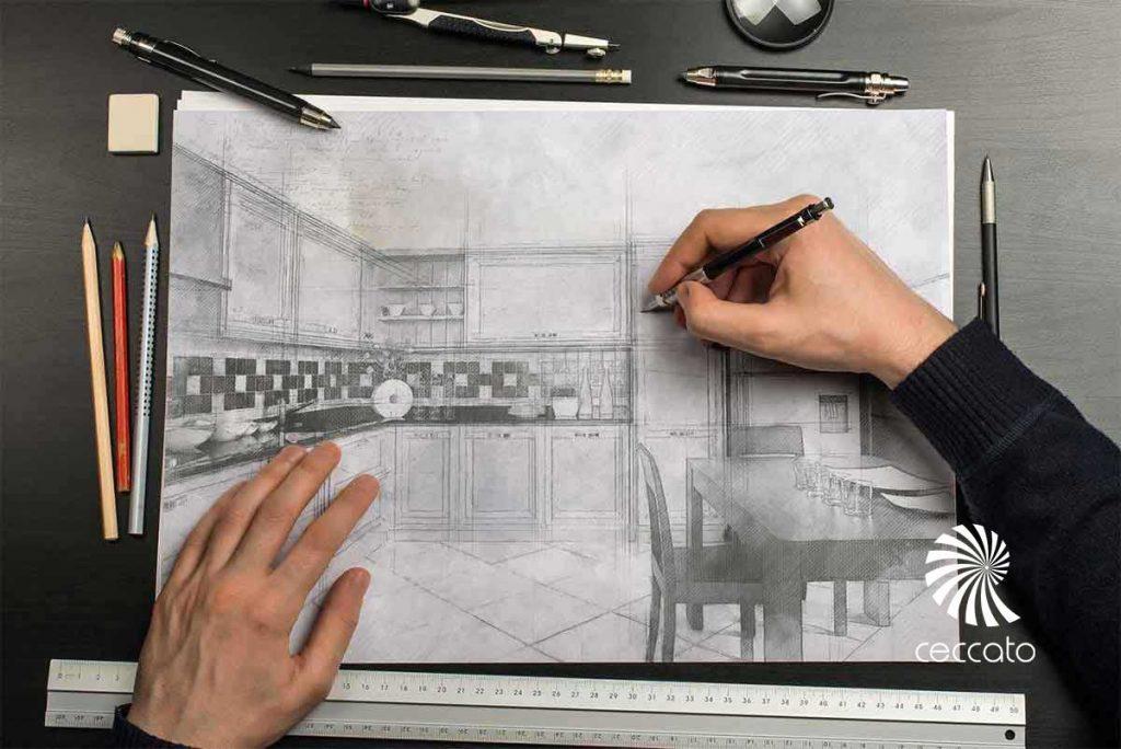 Metodo3p(zero) di Ceccato Arredamenti per progettare e realizzare arredamento su misura artigianale senza preoccupazioni